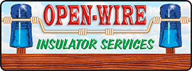 Open-Wire Insulator Services Auction